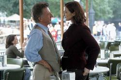 Dustin Hoffman and Rachel Weisz in Runaway Jury.