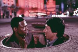 Chris Tucker and Jackie Chan in Rush Hour 2.