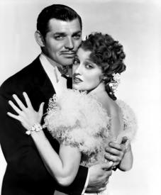 Clark Gable and Jeanette MacDonald in San Francisco