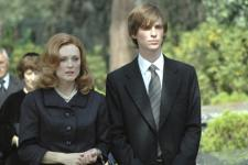 Julianne Moore and Eddie Redmayne.  No mother and son should be this close.