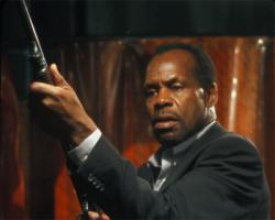 Danny Glover in Saw.