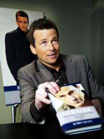 Sean Patrick Flanery as Bobby, in Saw 3D.