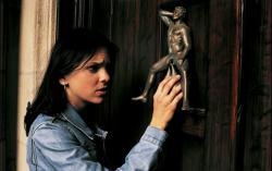 Anna Faris in Scary Movie 2.