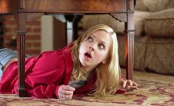 Anna Faris in Scary Movie 4.
