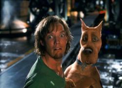 Matthew Lillard in Scooby Doo.