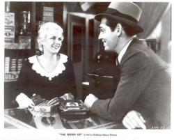 Jean Harlow and Clark Gable in The Secret Six.