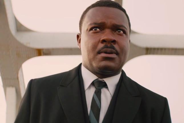 David Oyelowo is Martin Luther King Jr. in Selma.