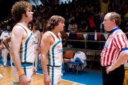 Will Ferrell and Woody Harrelson in Semi-Pro.