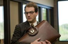 Michael Stuhlbarg as Larry Gopnik in A Serious Man.