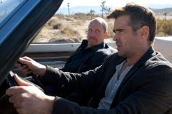 Woody Harrelson and Colin Farrell in Seven Psychopaths.