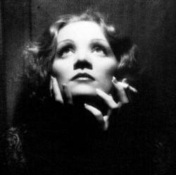Marlene Dietrich in Shanghai Express.