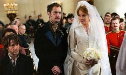 Robert Downey Jr, Jude Law and Kelly Reilly in Sherlock Holmes:  A Game of Shadows