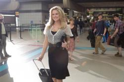 Alice Eve in She's Out of My League.