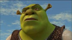 Shrek in Shrek 2.