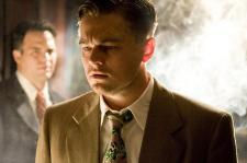 Shutter Island is carried entirely by Leonardo DiCaprio.