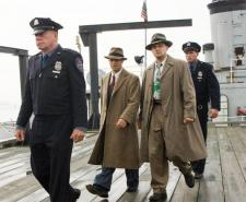 Chuck and Teddy arrive on Shutter Island to figure things out.