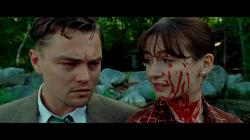 Leo DiCaprio and Emily Mortimer in Shutter Island.
