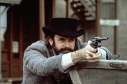 John Cleese in Silverado.