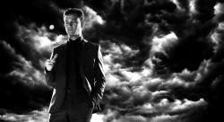 Joseph Gordon-Levitt in Sin City: A Dame to Kill For.