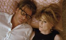 Colin Firth and Julianne Moore.