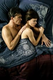 Antonio Banderas and Elena Anaya in The Skin I Live In.