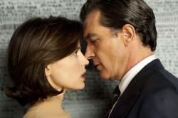 Elena Anaya and Antonio Banderas in The Skin I live In