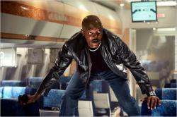 Samuel L. Jackson in Snakes on a Plane.