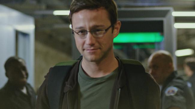 Joseph Gordon Levitt in Snowden