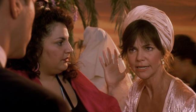 Kathy Najimy and Sally Field in Soapdish.