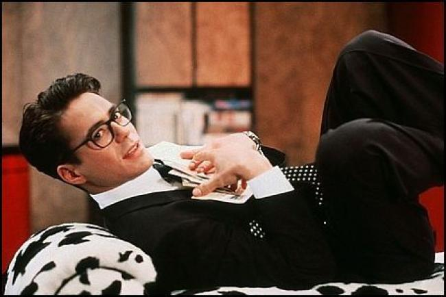 Robert Downey Jr in Soapdish