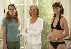 Frances McDormand, Diane Keaton and Amanda Peet in Something's Gotta Give.