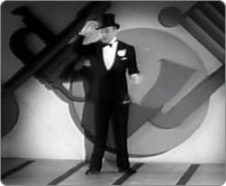 James Cagney in Something to Sing About.