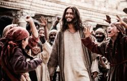 Diogo Morgado as Jesus in Son of God