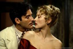 Kevin Kline and Meryl Streep in Sophie's Choice.