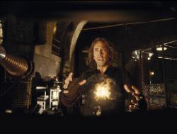 Nicolas Cage as Balthazar in Sorcerer's Apprentice.