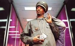 Snoop Dogg in Soul Plane.
