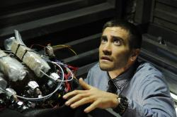 Jake Gyllenhaal has a bomb on his hands in Source Code.