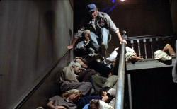 Charlton Heston invented parkour in Soylent Green