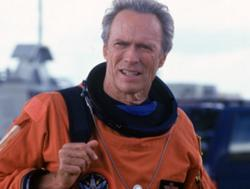 Clint Eastwood in Space Cowboys.