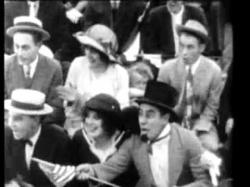 Mabel Normand and Ford Sterling in Speed Kings.