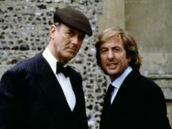 John Cleese and Eric Idle in Splitting Heirs.