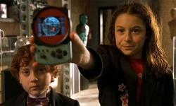 Daryl Sabara and Alexa Vega are Spy Kids.