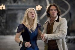 Claire Danes and Charlie Cox in Stardust.