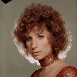 Barbra Streisand in AStar is Born.