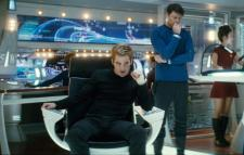 Sorry Chris, but you are no William Shatner.