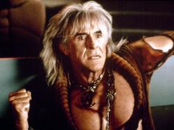 Ricardo Montalban in Star Trek II: The Wrath of Khan.