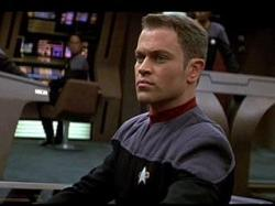 Neal McDonough in Star Trek VIII: First Contact.