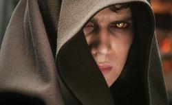 Hayden Christensen in Star Wars: Episode III - Revenge of the Sith.