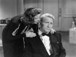 Katharine Hepburn and Spencer Tracy in State of the Union.
