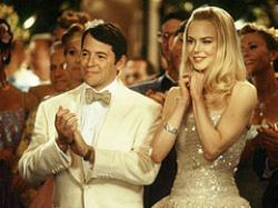 Matthew Broderick and Nicole Kidman in The Stepford Wives.